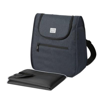 Fulton Bag Co. Expandable Messenger Backpack