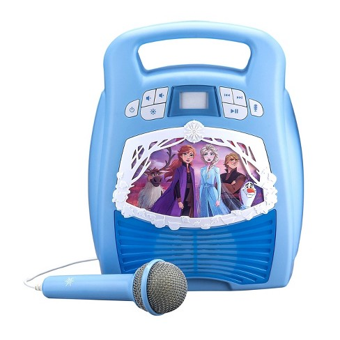 Disney Frozen 2 MP3 Karaoke Light Show with Microphone - image 1 of 4