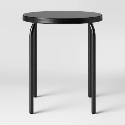 Sunmor Patio Accent Table - Black - Project 62™