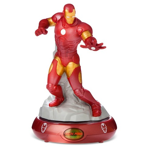 Marvel's The Avengers Iron Man Figural Night Light - image 1 of 2