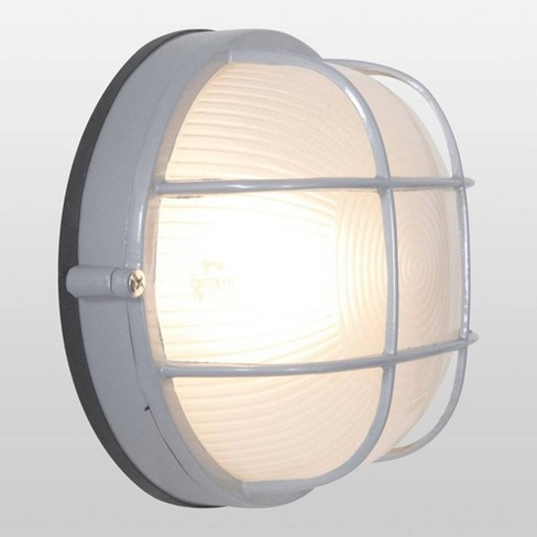 """10"""" Nauticus Wet Location Outdoor Wall Light with Frosted Glass Shade - Access Lighting - image 1 of 1"""