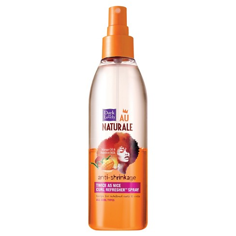 Dark and Lovely Au Naturale Curl Refresher Spray - 8.5 fl oz - image 1 of 1
