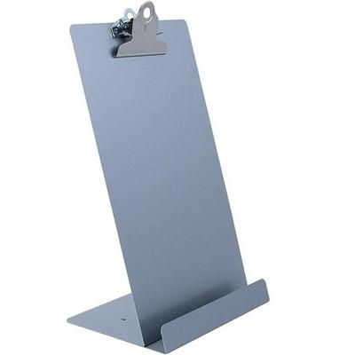 Saunders Aluminum Clipboard/Tablet Stand Memo SAU22529