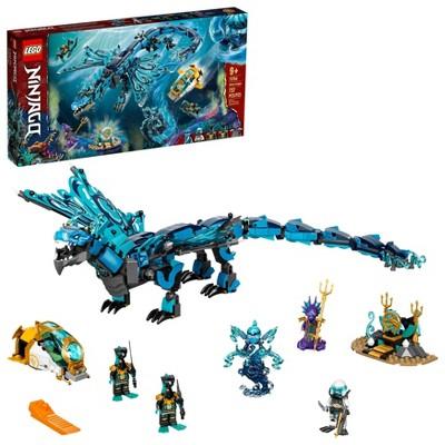 LEGO NINJAGO Water Dragon 71754 Building Kit