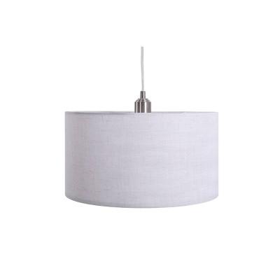 Pendant Drum Linen Shade Ceiling Light - Threshold™
