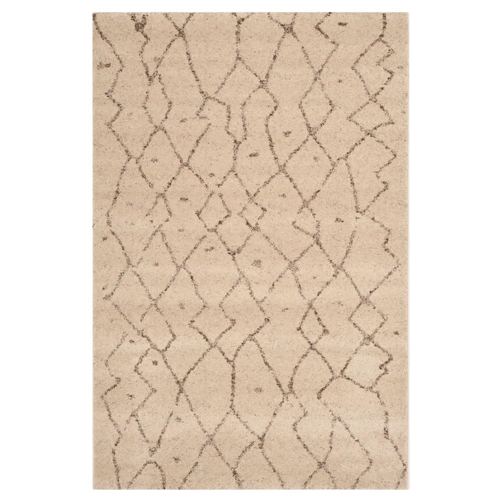 Tunisia Rug - Ivory - (3'x5') - Safavieh, White