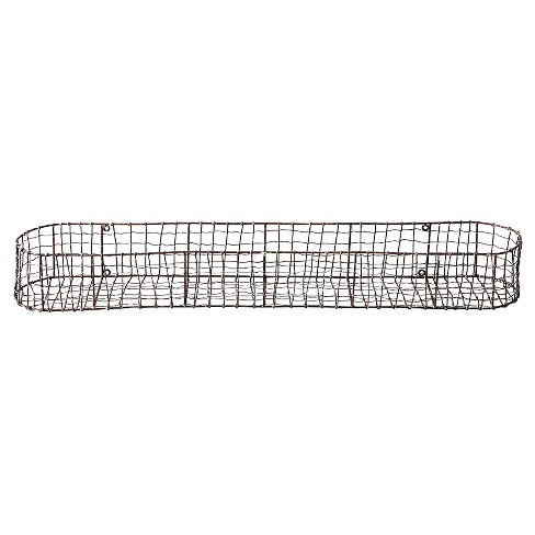 "Basket with withire (36""L x 6"") - image 1 of 1"