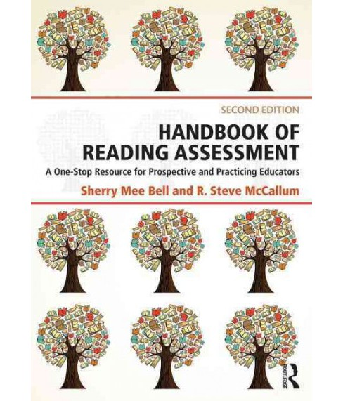 Handbook of Reading Assessment : A One-step Resource for Prospective and Practicing Educators - image 1 of 1
