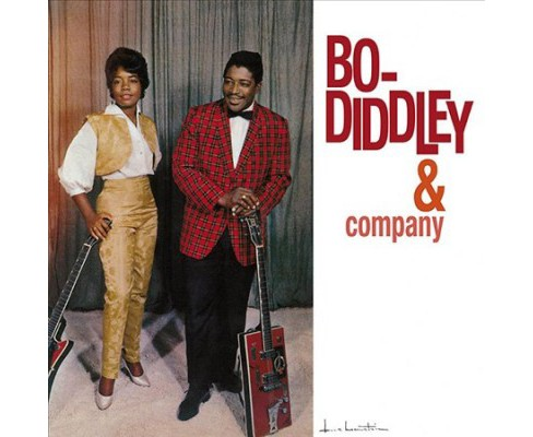 Bo Diddley - Bo Diddley & Company (Vinyl) - image 1 of 1