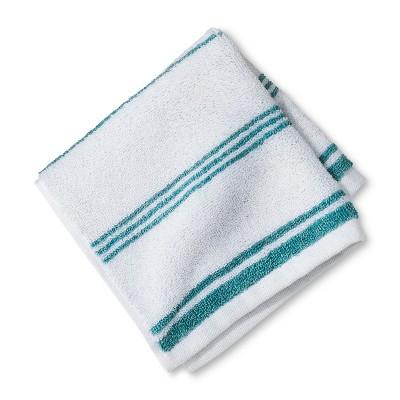 Washcloth Performance Texture Bath Towels And Washcloths Trout Stream - Threshold™