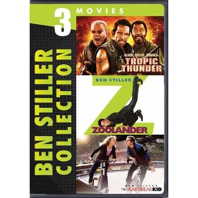 Ben Stiller 3-Movie Collection (DVD)(2020)