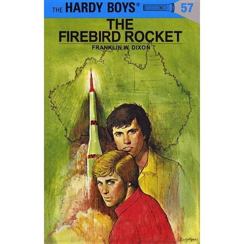 Hardy Boys 57: The Firebird Rocket - by  Franklin W Dixon (Hardcover) - image 1 of 1