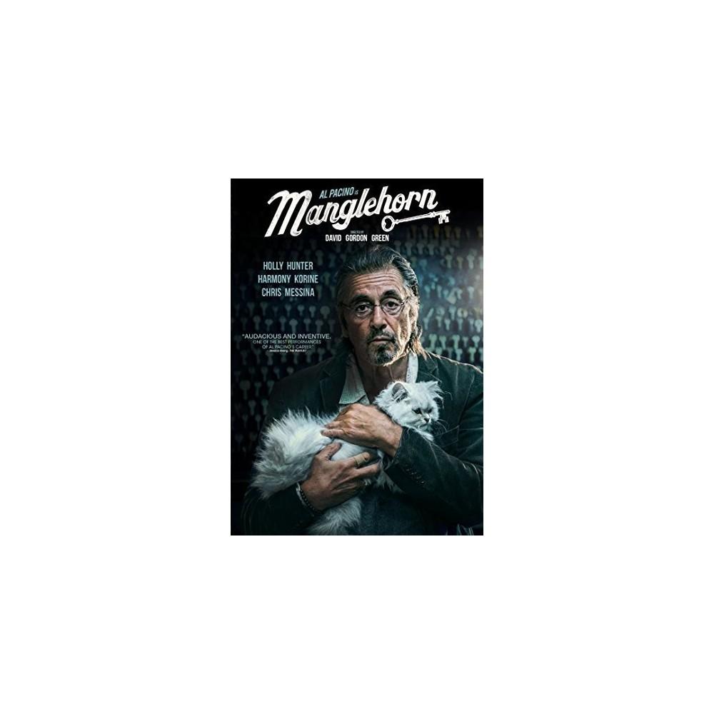 Manglehorn (Dvd), Movies