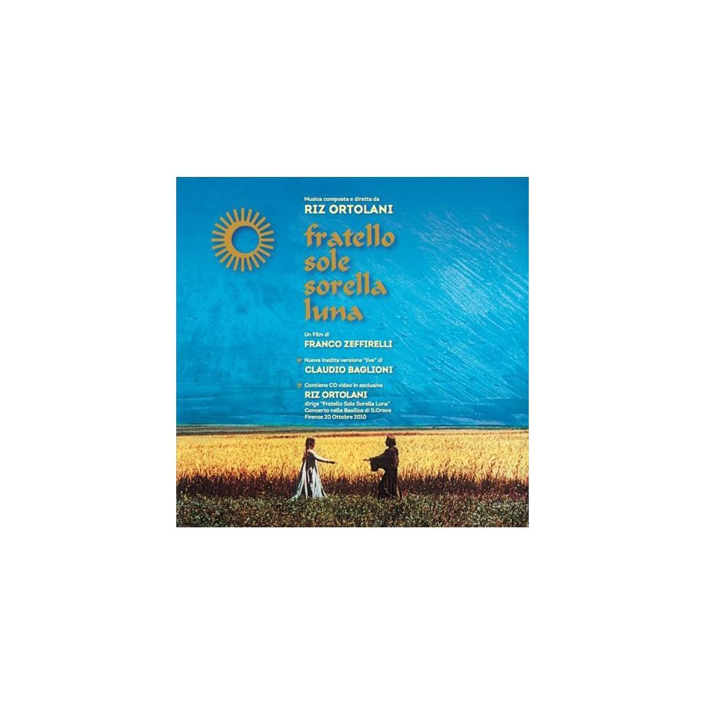Riz Ortolani - Fratello Sole Sorella Luna (Ost) (Vinyl)