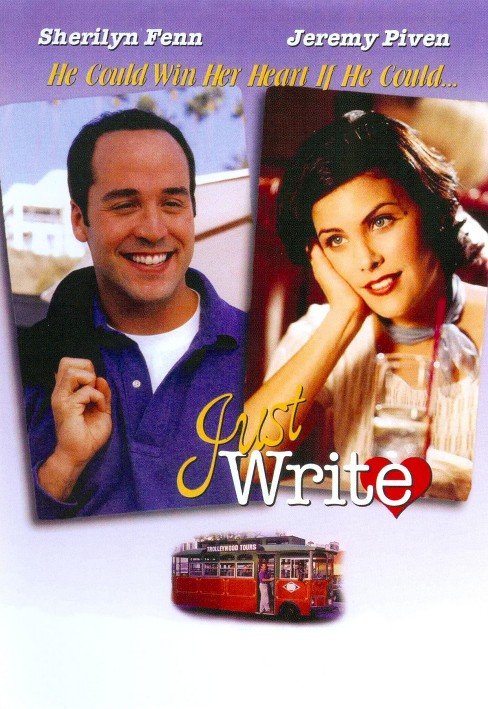 Just write (DVD) - image 1 of 1