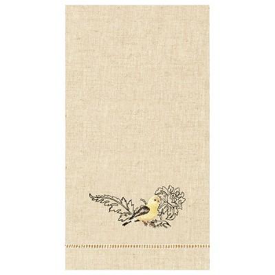 C&F Home Finch Hemstitch Decorative Guest Towel