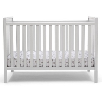 Delta Children Mercer 6-in-1 Convertible Crib, Greenguard Gold Certified