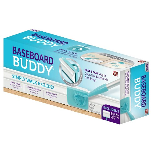 As Seen on TV® Baseboard Buddy Duster - image 1 of 3