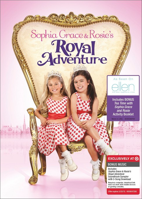 Sophia Grace and Rosie's Royal Adventure - image 1 of 1