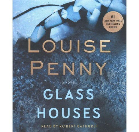 Glass Houses (Unabridged) (CD/Spoken Word) (Louise Penny) - image 1 of 1