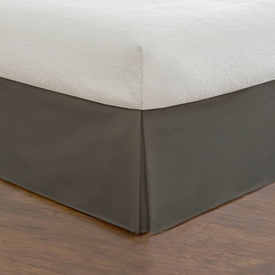 """Today's Home Microfiber Tailored 14"""" Bed Skirt"""
