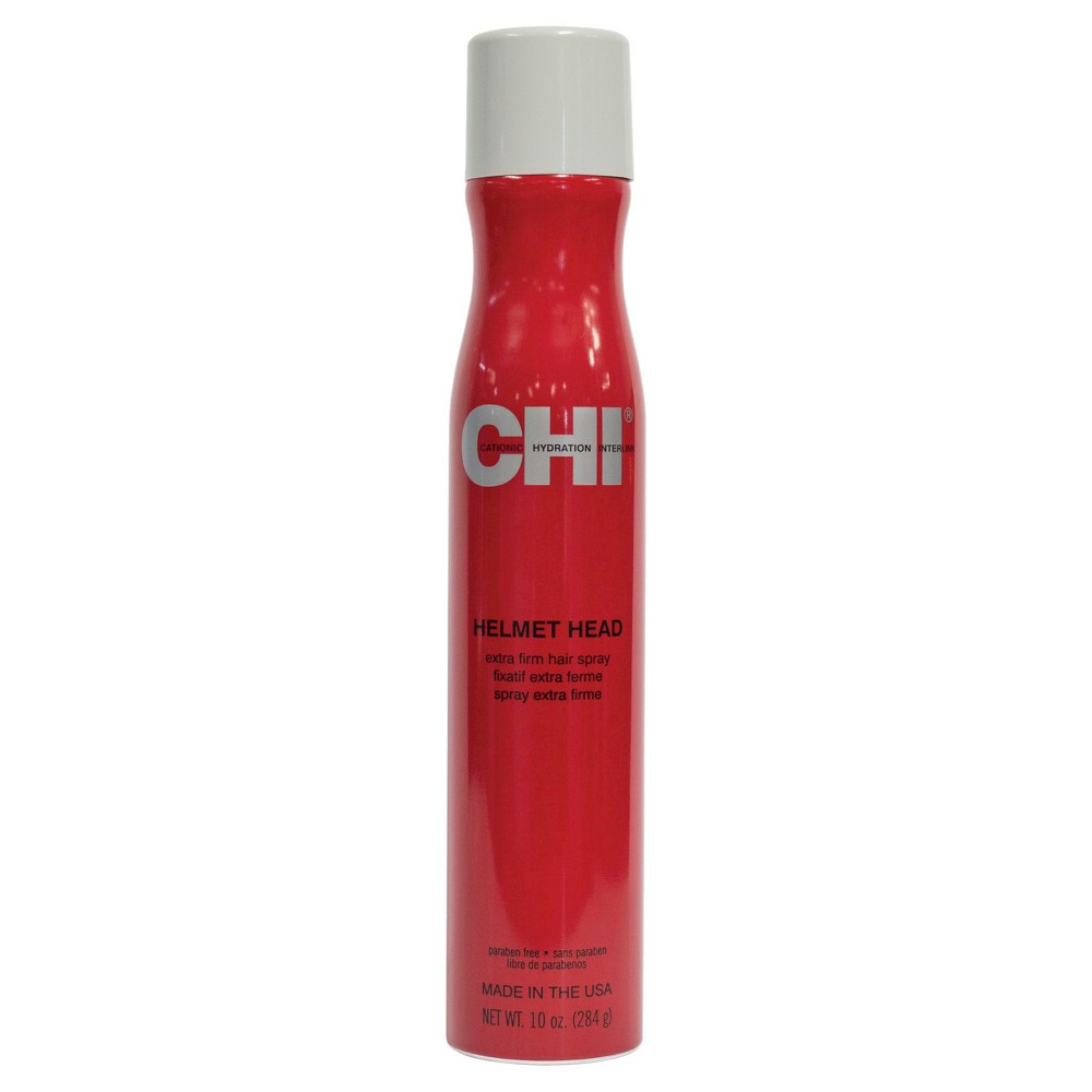 Image of CHI Helmet Head Extra Firm Hairspray - 10 fl oz