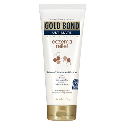 Body Lotions: Gold Bond Eczema Relief
