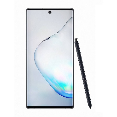 Samsung Note 10 Pre-Owned Duos (GSM-Unlocked) 256GB - Black - image 1 of 2
