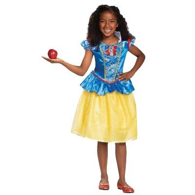 Toddler Snow White Halloween Costume 3T-4T
