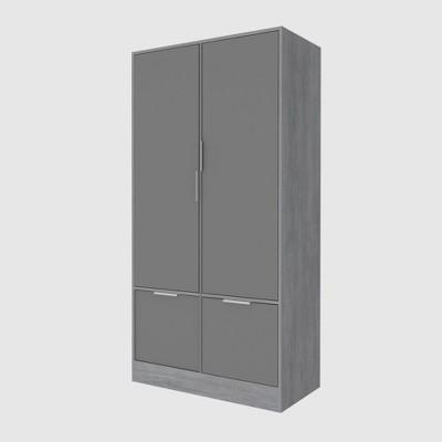 Kamas Storage Cabinet Gray - RST Brands