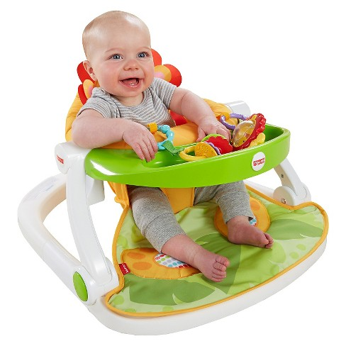 91bdbcd4d1ce Fisher-Price Sit-Me-Up Floor Seat With Tray   Target
