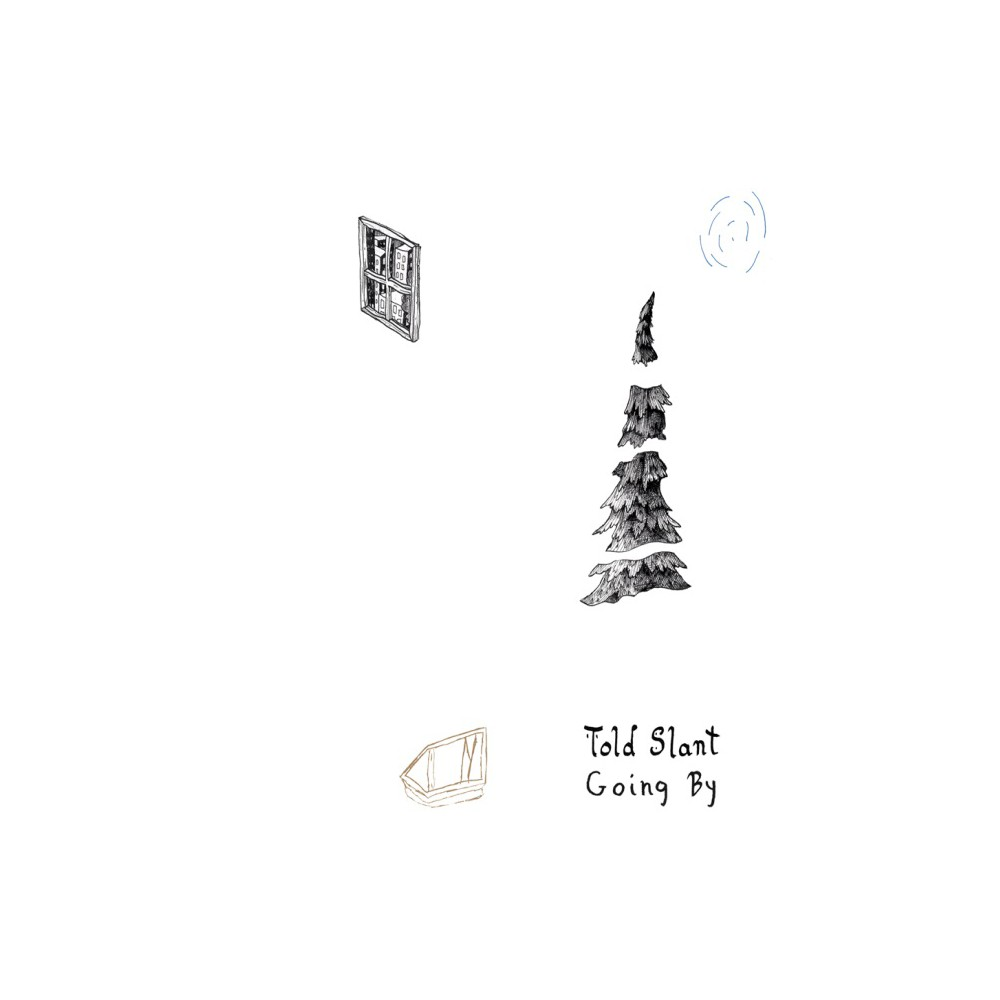 Told Slant - Going By (CD)
