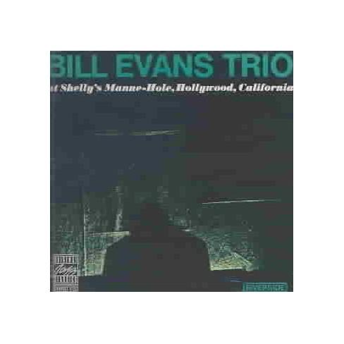 Bill Evans - Bill Evans at Shellys Manne Hole (CD) - image 1 of 1
