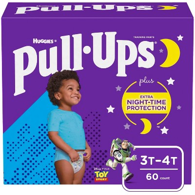 Huggies Pull Ups Nighttime Boys' Training Pants - (Select Size and Count)