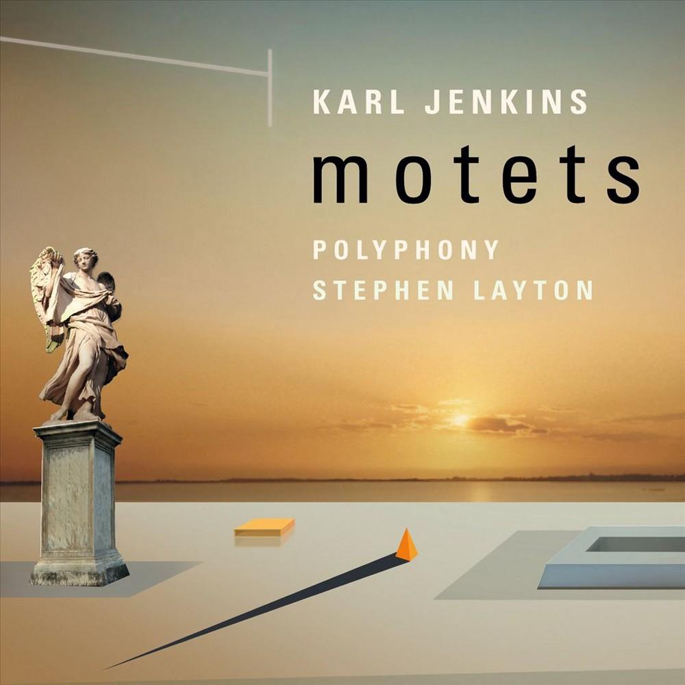 Jenkins Karl [Composer]; Layton Stephen; Evans Rachel Ambrose [Soprano Vocal] - Jenkins: Motets (CD) Buy