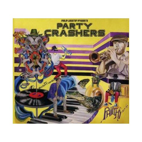 Philthy - Party Crashers (CD) - image 1 of 1