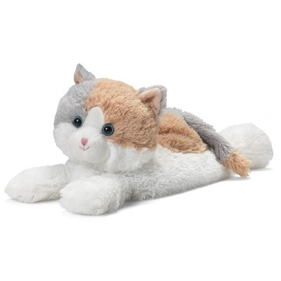 "Intelex Warmies(R) Microwavable Plush 13"" Calico Cat"