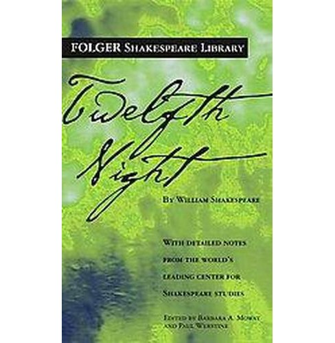 Twelfth Night : Or What You Will (Paperback) (William Shakespeare) - image 1 of 1
