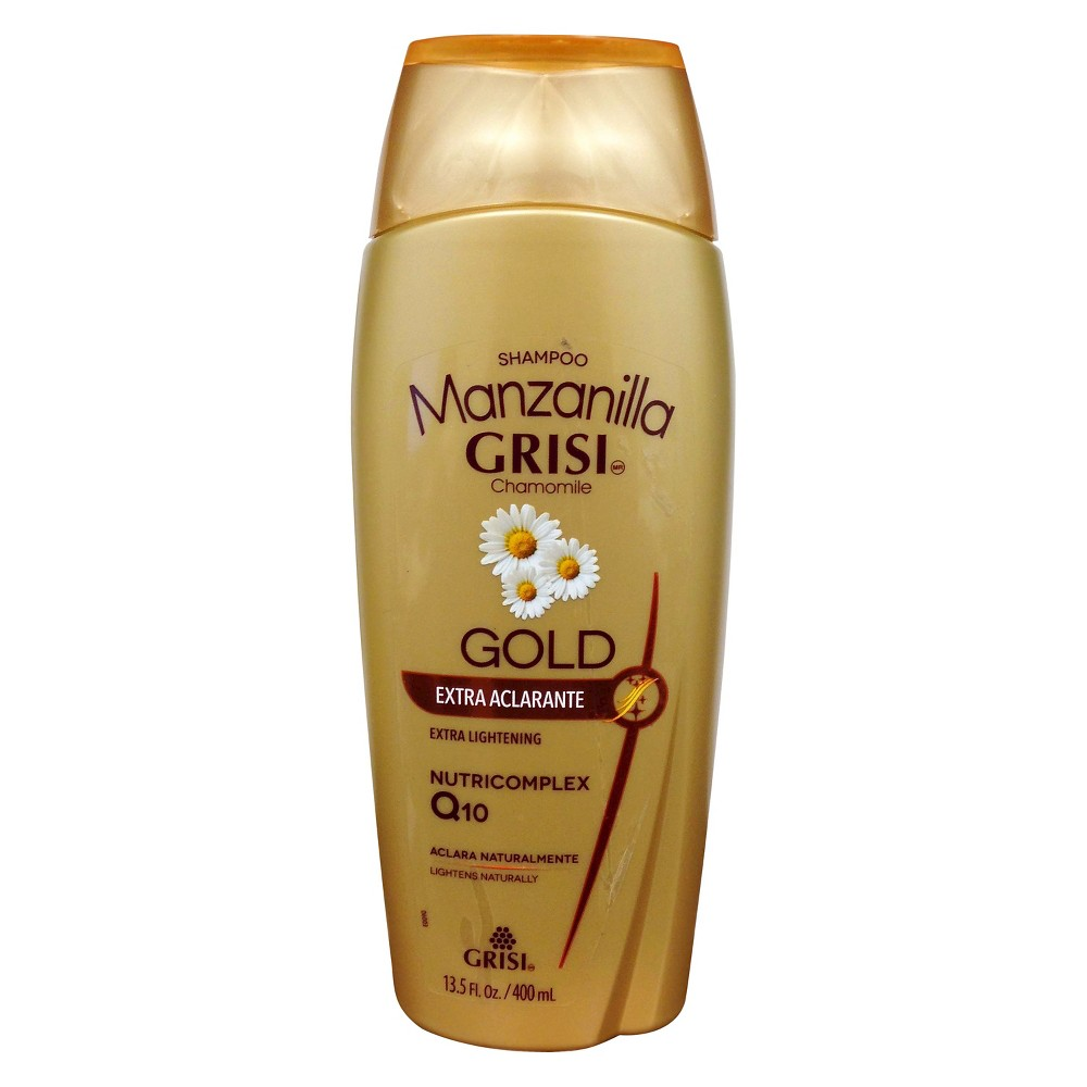 Image of Grisi Manzanilla Chamomile Extra Lightening Shampoo - 13.5 fl oz