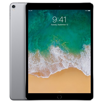 Apple® iPad Pro 10.5  64GB Wi-Fi Only (2017 Model, MQDT2LL/A)- Space Gray
