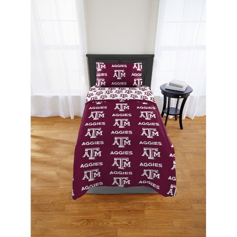 NCAA Texas A&M Aggies The Northwest Company 4pc Bedding Set - Twin XL - image 1 of 1