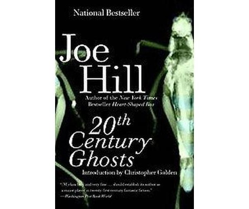 20th Century Ghosts (Reprint) (Paperback) (Joe Hill) - image 1 of 1