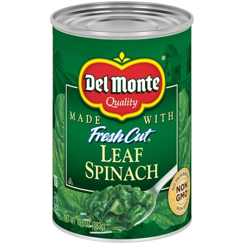 Del Monte Spinach - 13.5oz - image 1 of 3