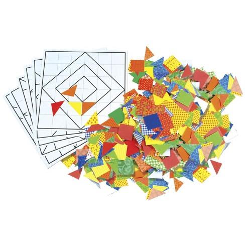 Roylco Quilt Blocks Mosaic - image 1 of 1