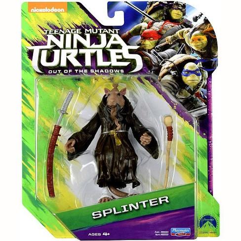 Teenage Mutant Ninja Turtles Out Of The Shadows Splinter Action Figure Target