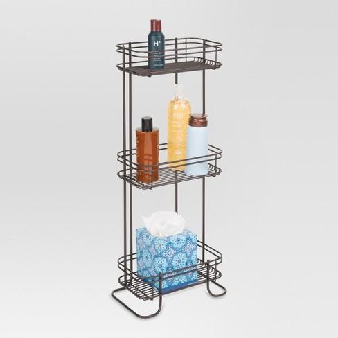 3-Shelf Bath Tower 25\
