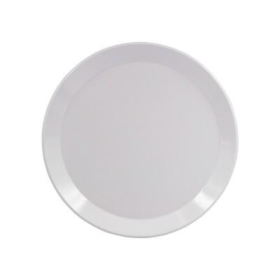 Melamine Dinner Plate 10.5  White - Room Essentials™