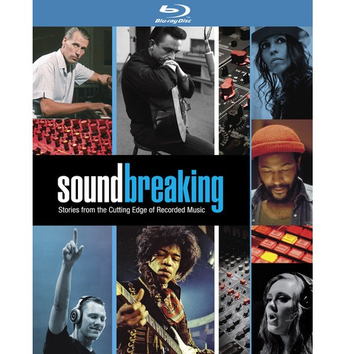 Soundbreaking:Stories From The Cuttin (Blu-ray) - image 1 of 1