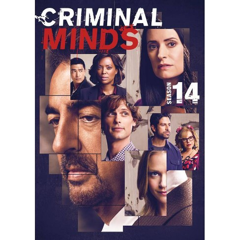 Criminal Minds: The Fourteenth Season (DVD) - image 1 of 1