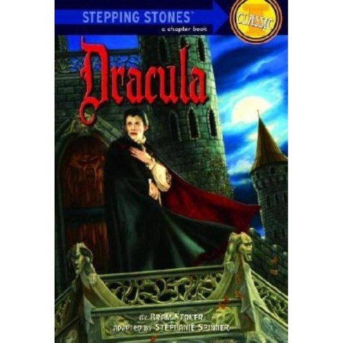 Dracula - (Stepping Stone Book Classics) by  Bram Stoker (Paperback) - image 1 of 1